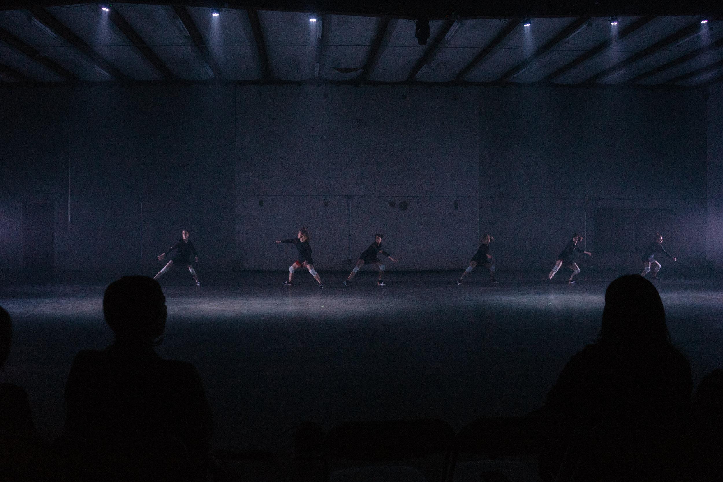 Dancers: Katie Gunderson, Alex Miller, Sarah Navarrete, Hailley Lauren, Taryn Lavery, Katie Hopkins