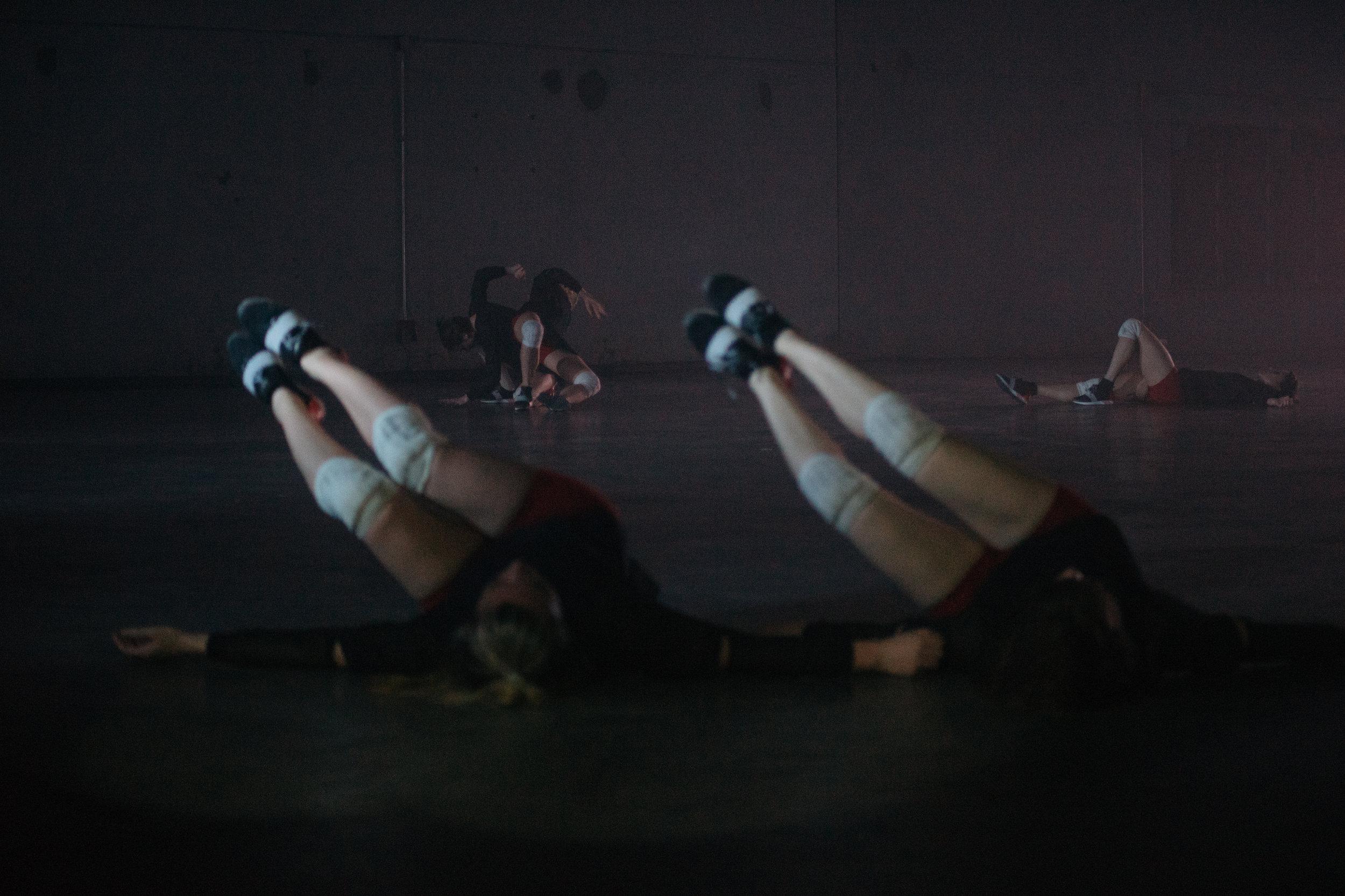 Dancers: Alex Miller, Taryn Lavery, Katie Hopkins, Katie Gunderson, Hailley Lauren