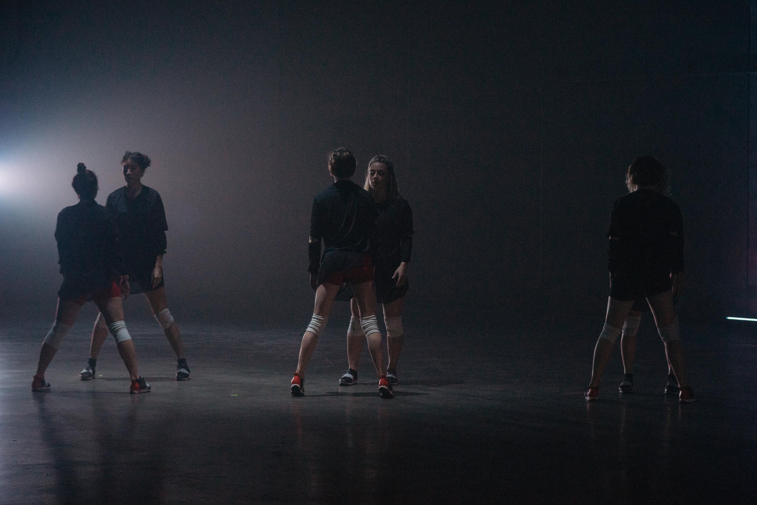 Dancers: Katie Hopkins, Sarah Navarrete, Katie Gunderson, Alex Miller, Taryn Lavery, Hailley Lauren