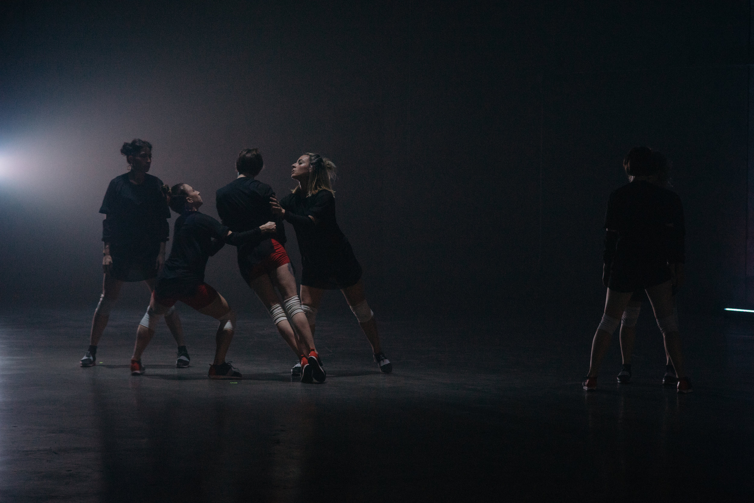 Dancers: Sarah Navarrete, Katie Hopkins, Katie Gunderson, Alex Miller, Taryn Lavery, Hailley Lauren