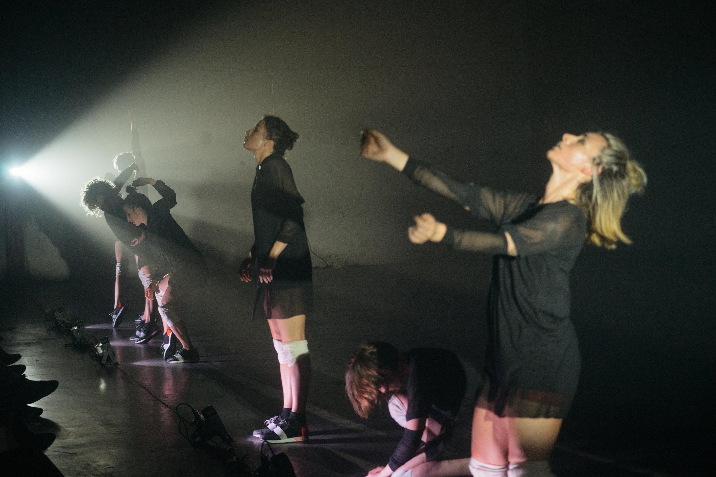 Dancers: Katie Gunderson, Hailley Lauren, Katie Hopkins, Sarah Navarrete, Taryn Lavery, Alex Miller
