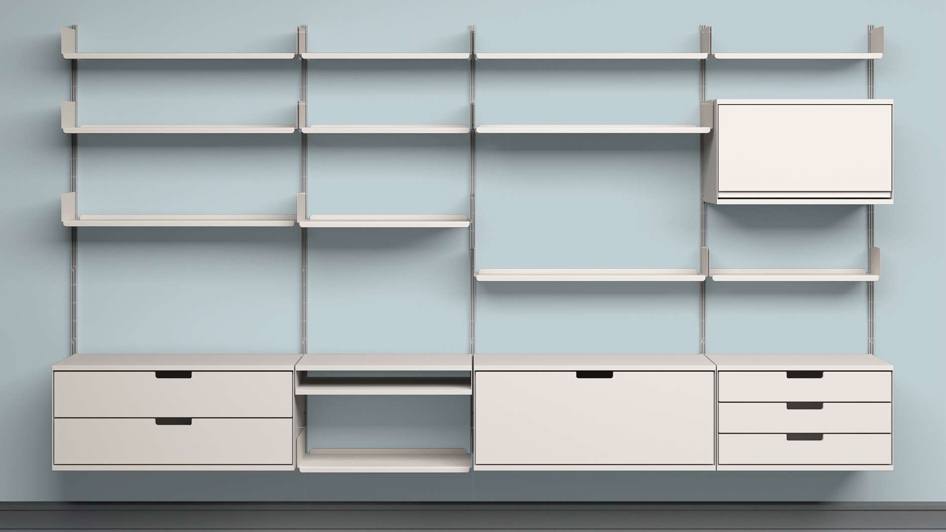 606 Shelving Unit (1960) | Vitsoe