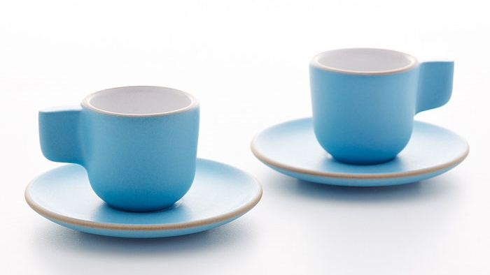 Summer Espresso Cup and Saucer | Heath Ceramics