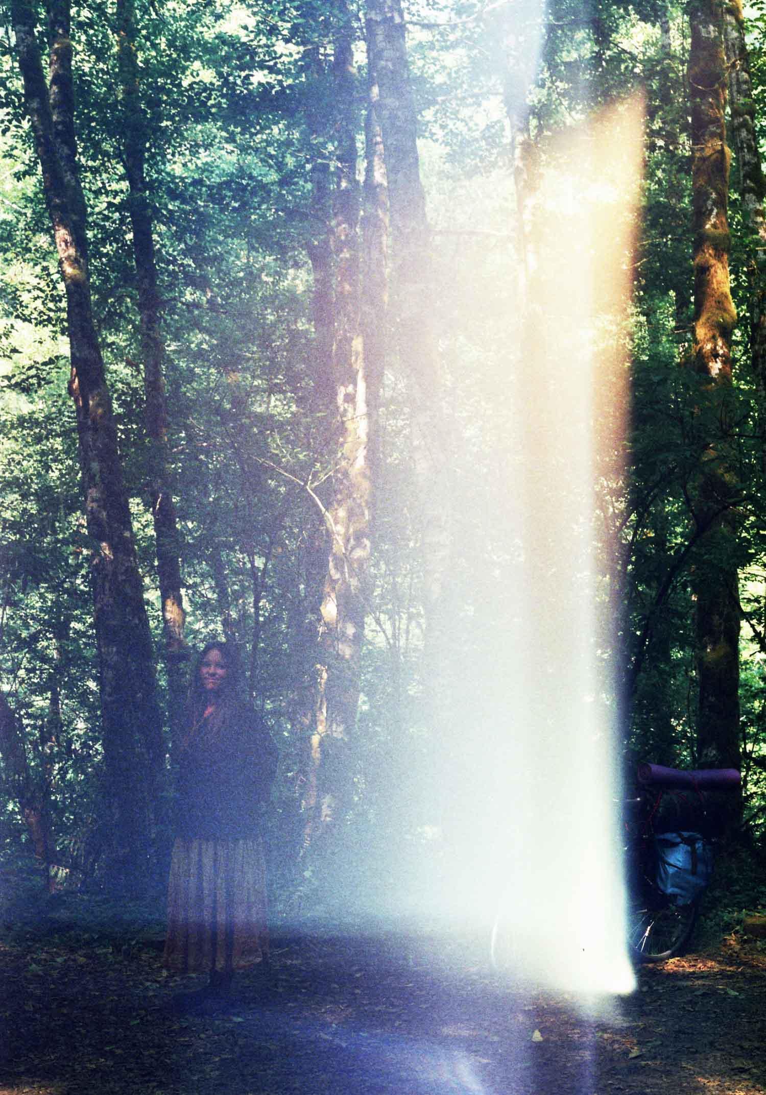 Megan, Oregon. Film photo taken by Birralee Hassen.