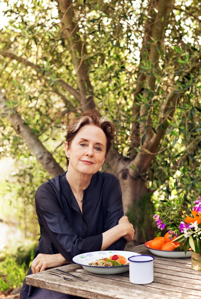 Alice Waters , chef, author, owner, Chez Panisse