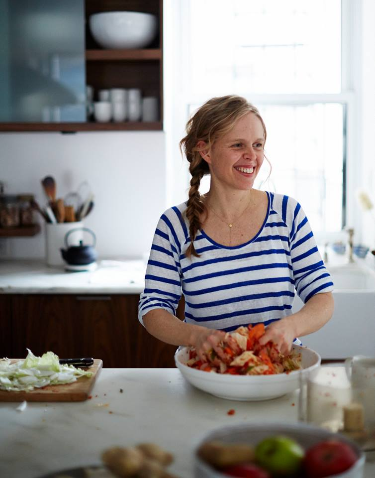Amy Chaplin , author, At Home in the Whole Food Kitchen