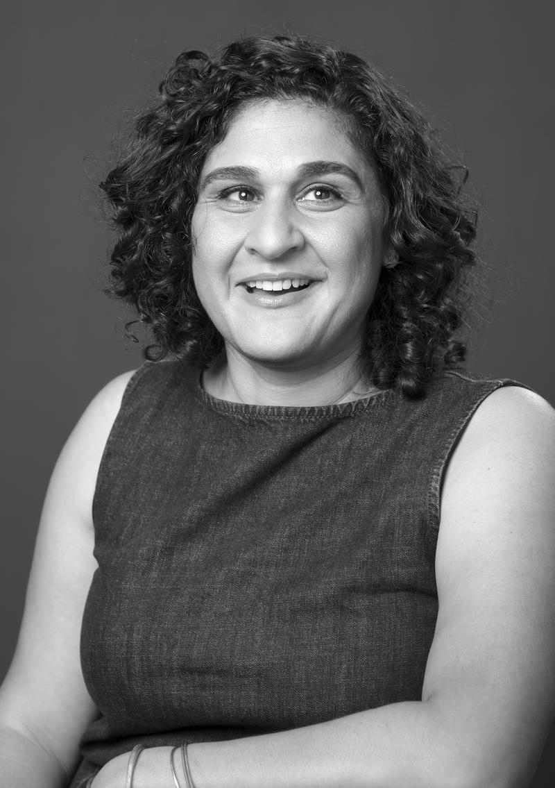 Samin Nosrat , chef, author, host,  Salt, Fat, Acid, Heat