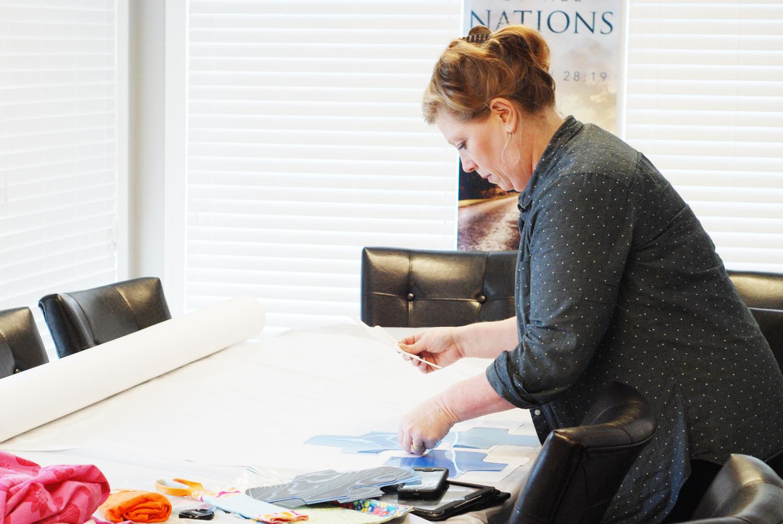 Teresa Mock  in  the Allow office.JPG