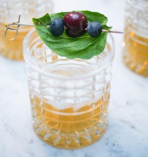 Irish Whiskey  Old Fashioned Cocktail
