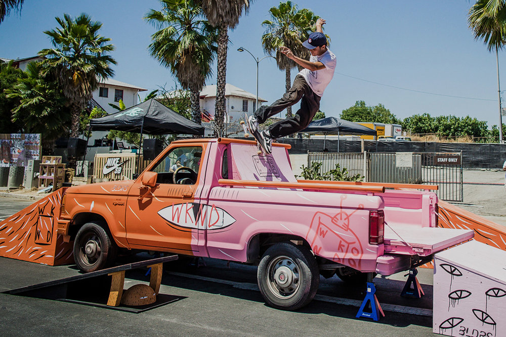 Nike SB Go Skateboarding Day
