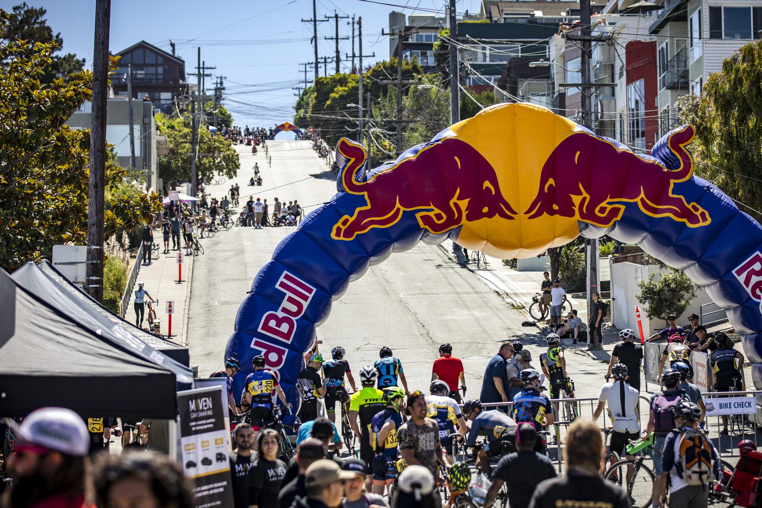 Red Bull Bay Climb