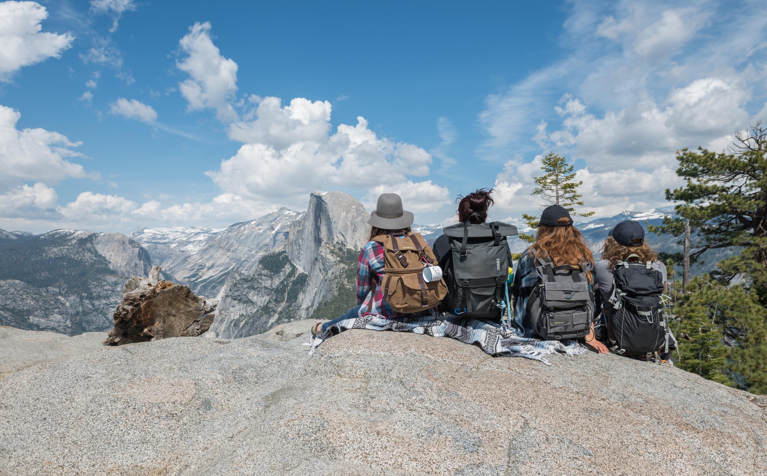 Until next time Yosemite!