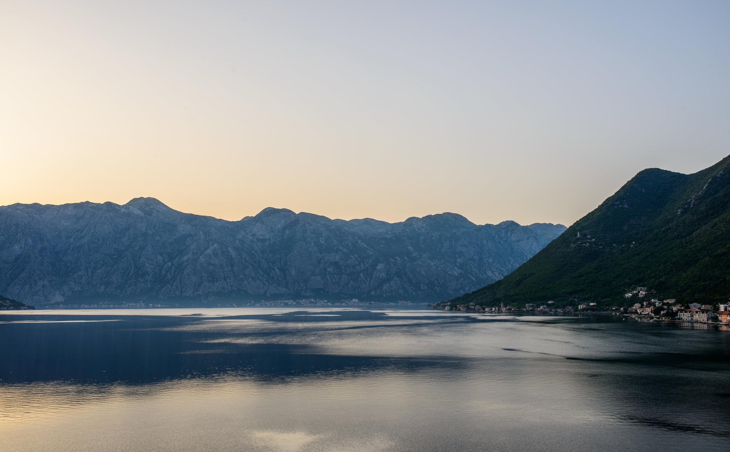 Sunrise over Kotor.jpg