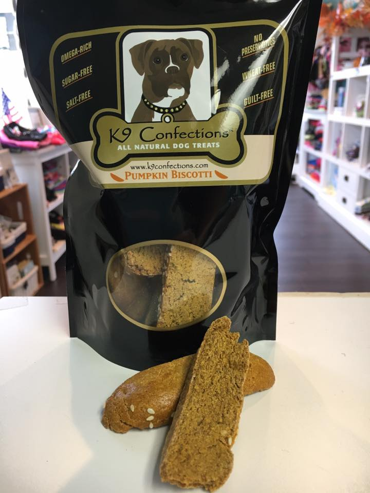 K9 Confections Features Healthy All-Natural Dog Treats
