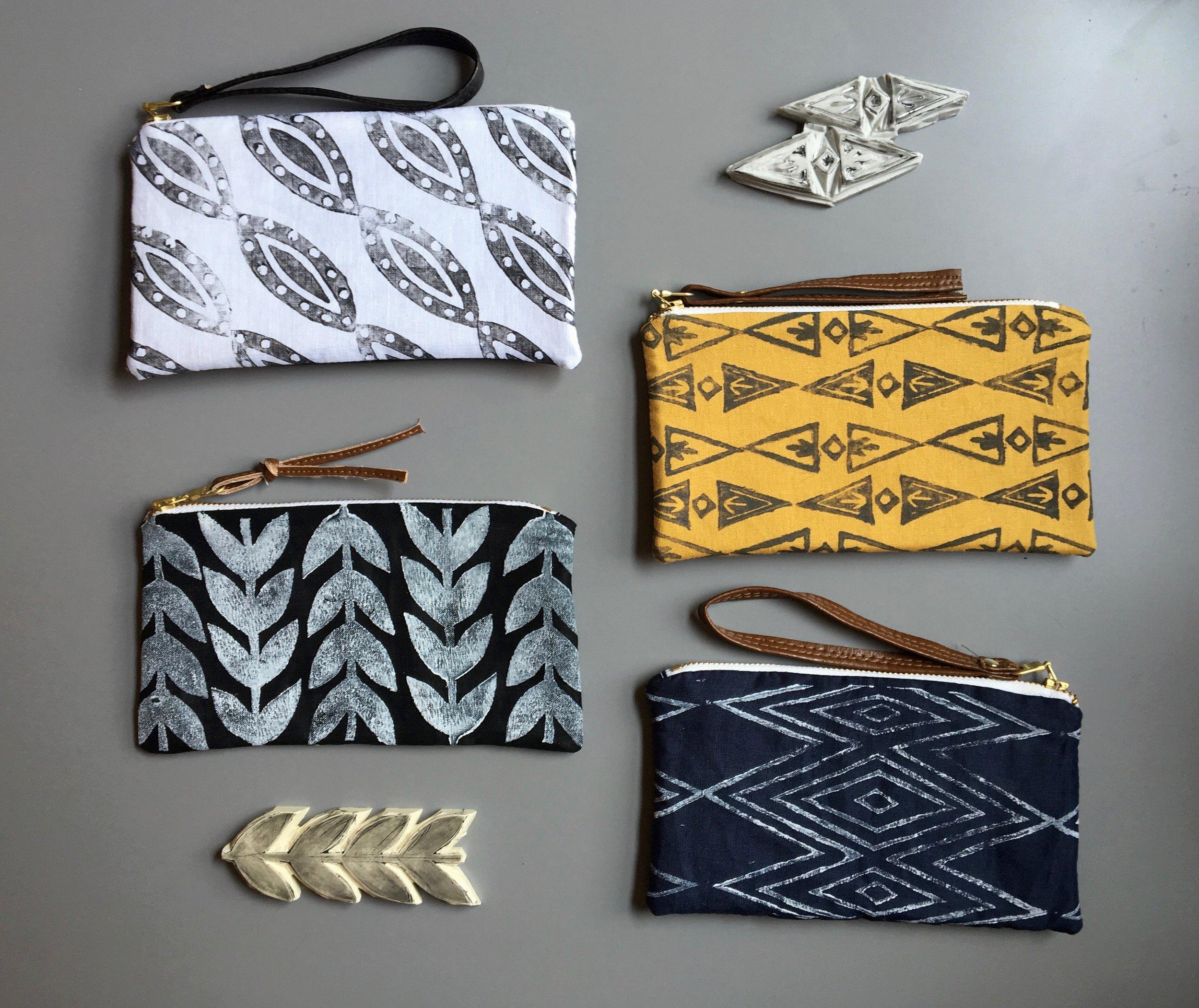 jenna aliyah - handprinted textiles saturday