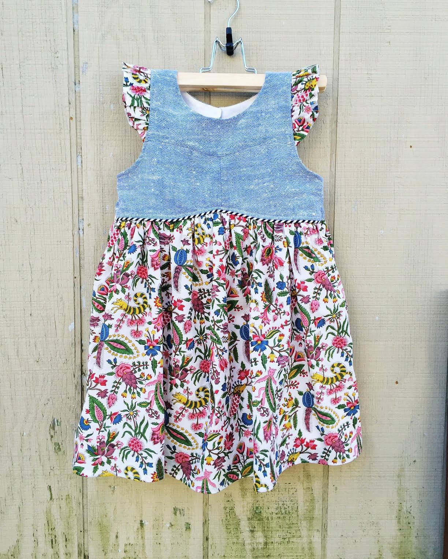 Julia Passafiume - children's clothing saturday