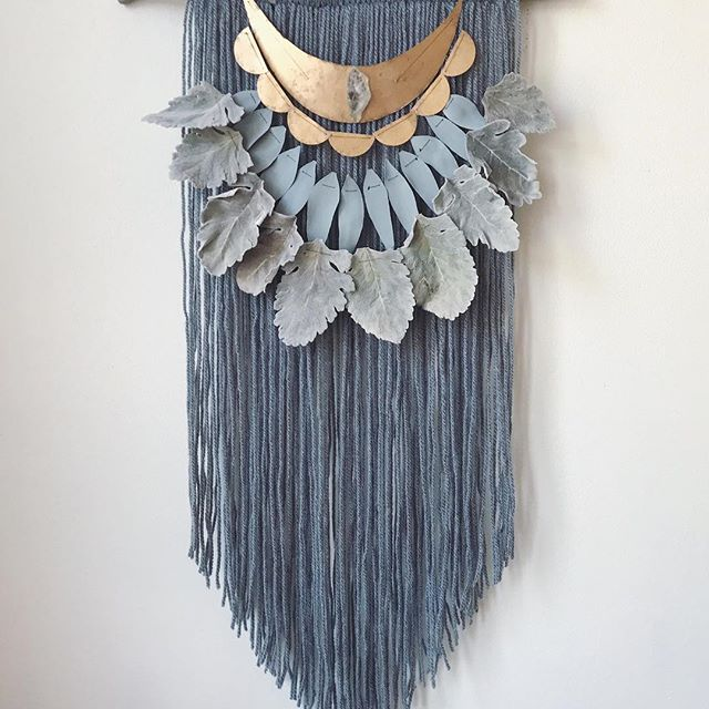 from piper - handmade wall hangings Sunday
