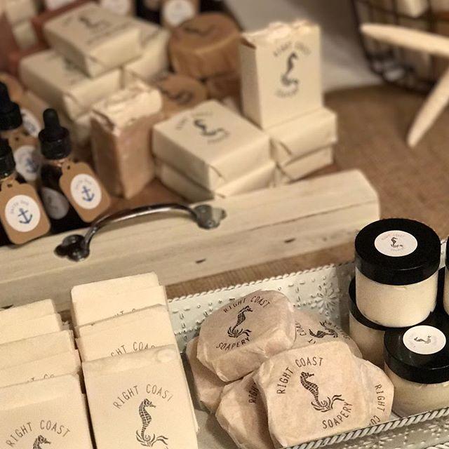right coast soapery - small batch soap saturday