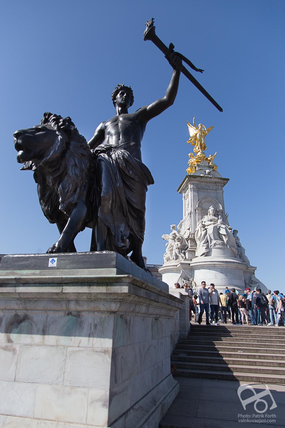 The Queen Victoria Memorial