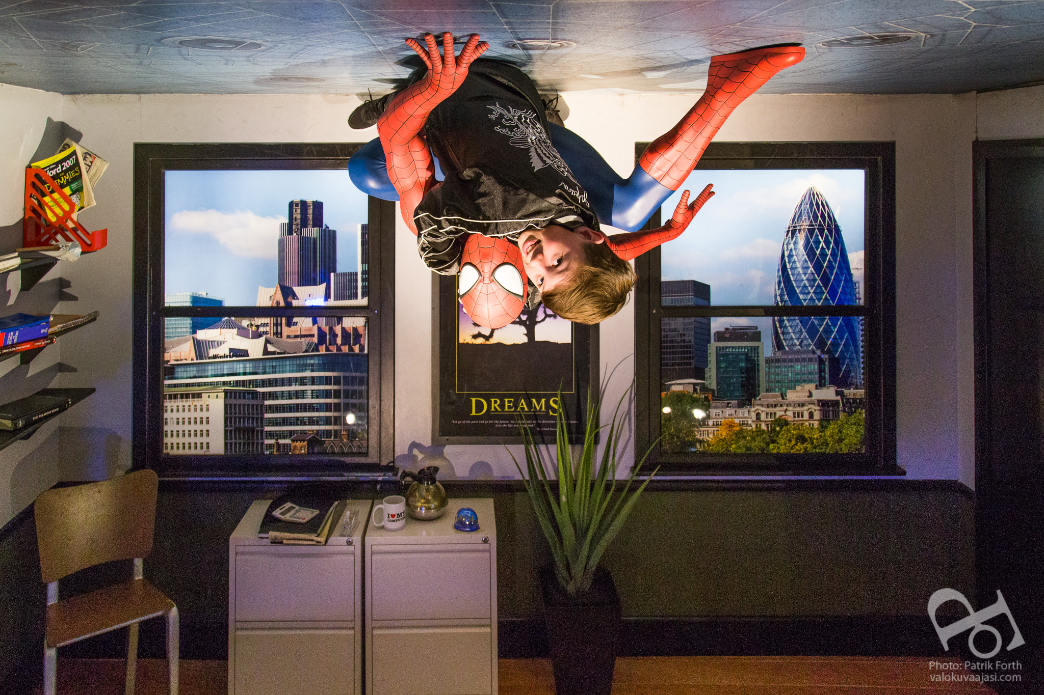 Madame Tussauds - Spiderman