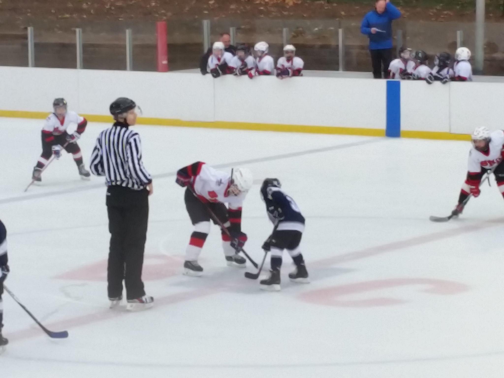 January 16, 2016 - The Squirts Team vs. Beacon Hill Hockey.
