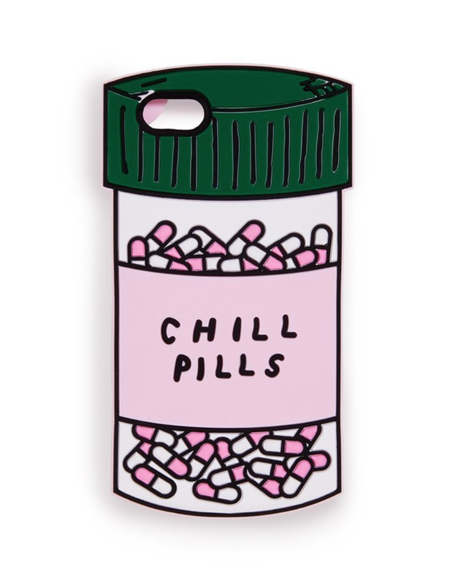 Ban.do Chill Pill iPhone Case,$32.00