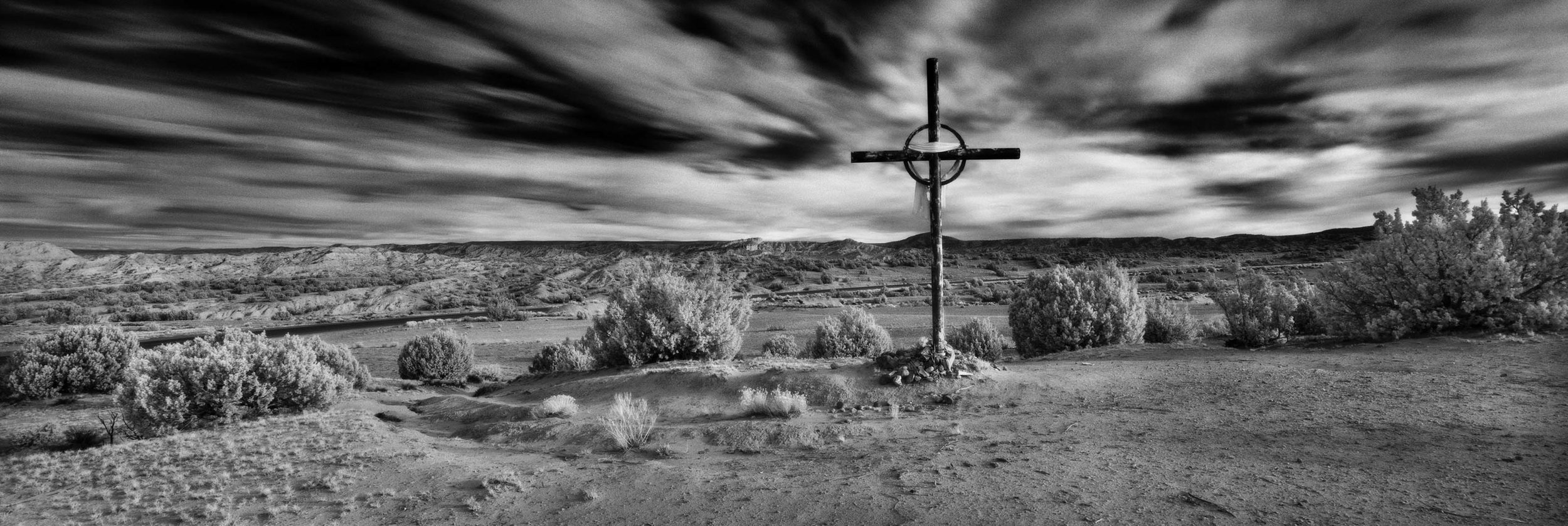 Cross to Chimayo