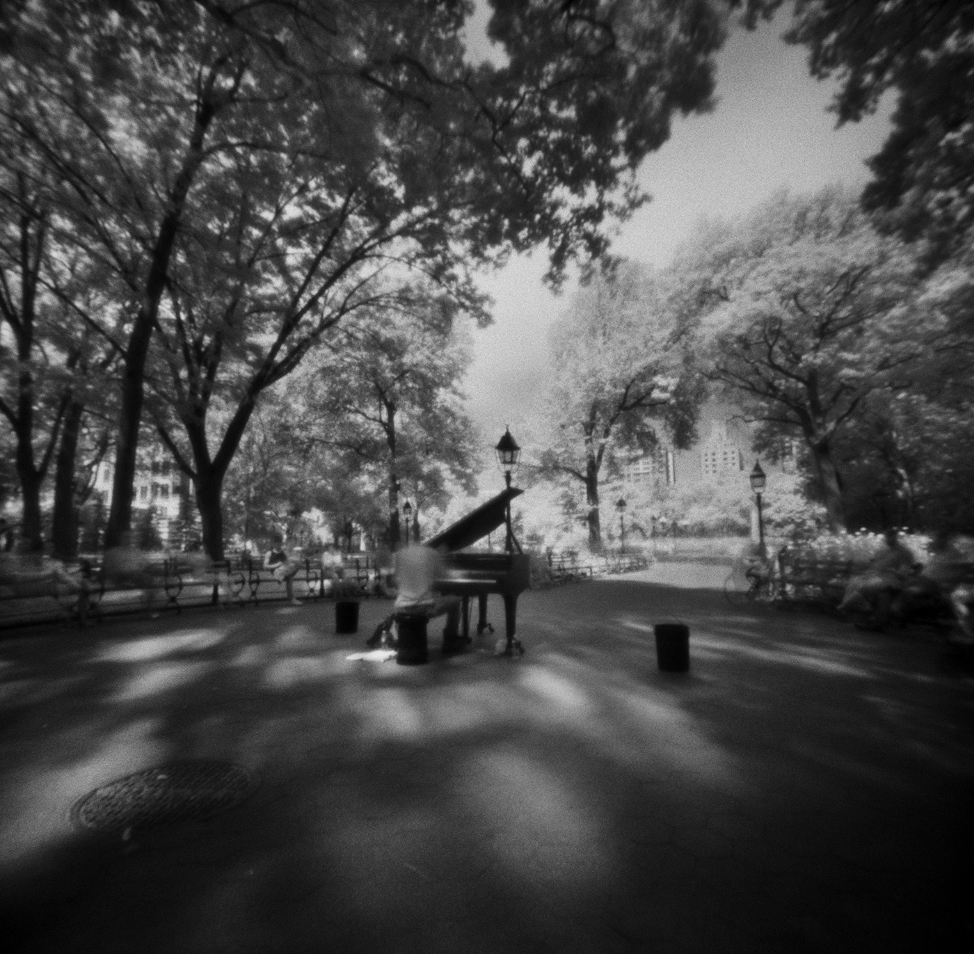 Washington Square Piano