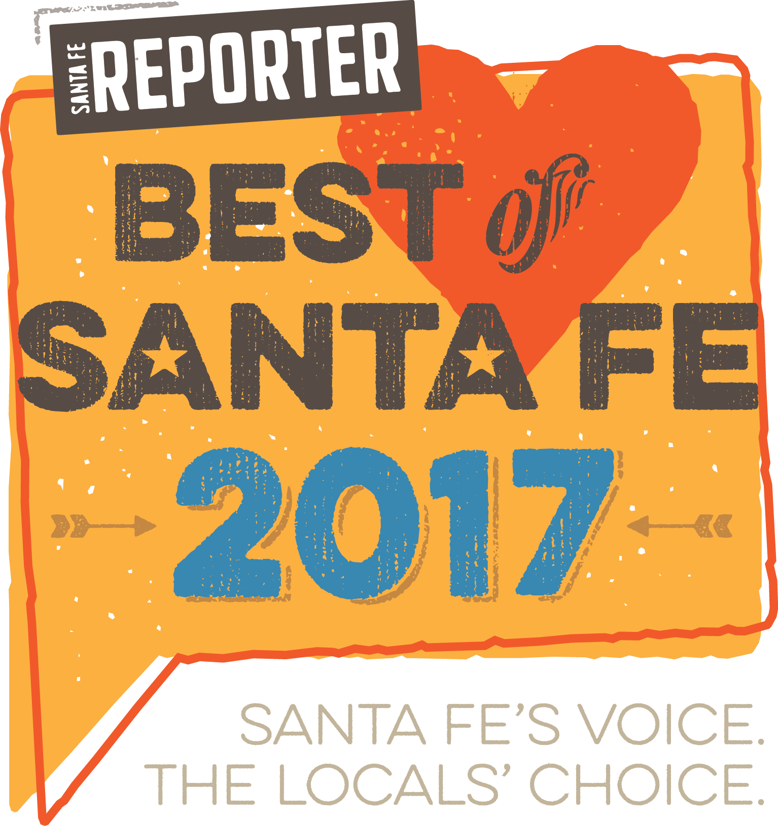 Thank You! - Thank you Santa Fe for being kind to nominate and vote me BEST CURATOR of Santa Fe! What a pleasure...Bobby Beals