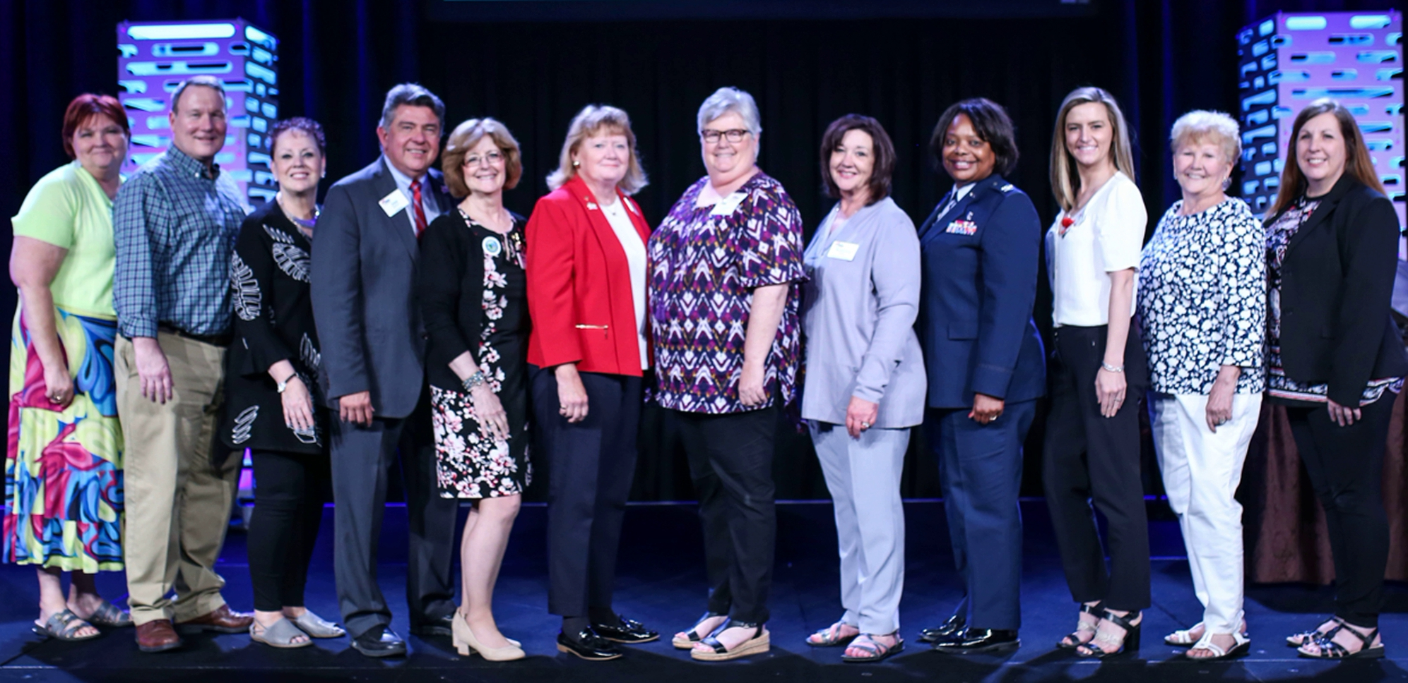 - The CMSA Foundation Board with members from 2018-2020.