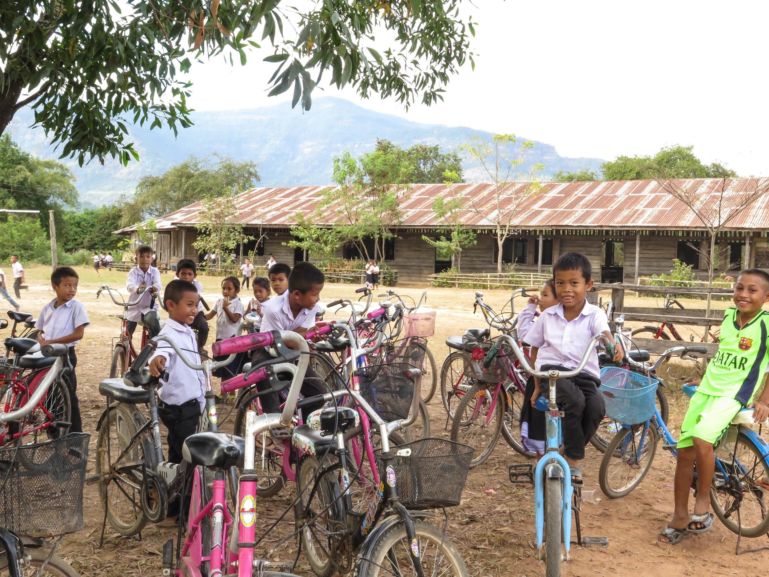 Recess, Champasak Province