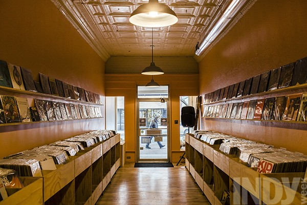 """The Triangle's Newest Record Store, Durham's Carolina Soul, Wants You To Find Records You Didn't Know You Needed,"" Allison Hussey,  Indy Week , January 6, 2016.    In-depth interview with Jason Perlmutter on his collecting history; narrative account of the steps which led to beginning of Carolina Soul Records."