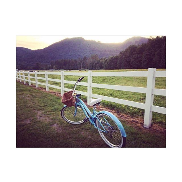 Heading to this magical place for the long weekend (and yes I am going to ride my supa sweet cruiser)! Much needed as the on going Reno in our house since December is wearing us all down. Have a wunderbar weekend ~ play hard & stay safe 🌿 . . . #longweekend #may #vacation #ranchlife #horses #cruiserbike #happyplace #ilovemyfamily #glamping #floristlife #blackmountain