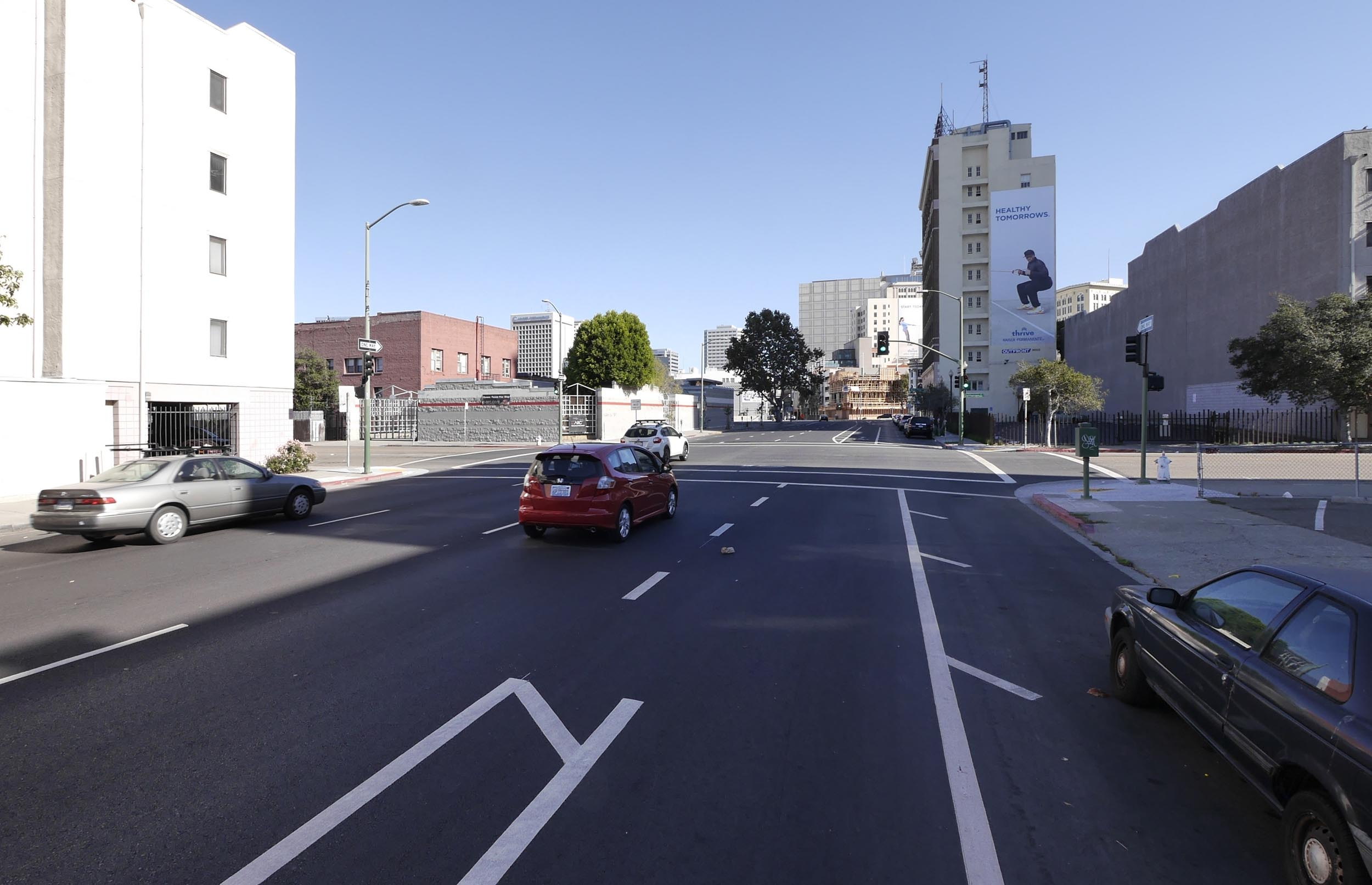 17th Street - Existing