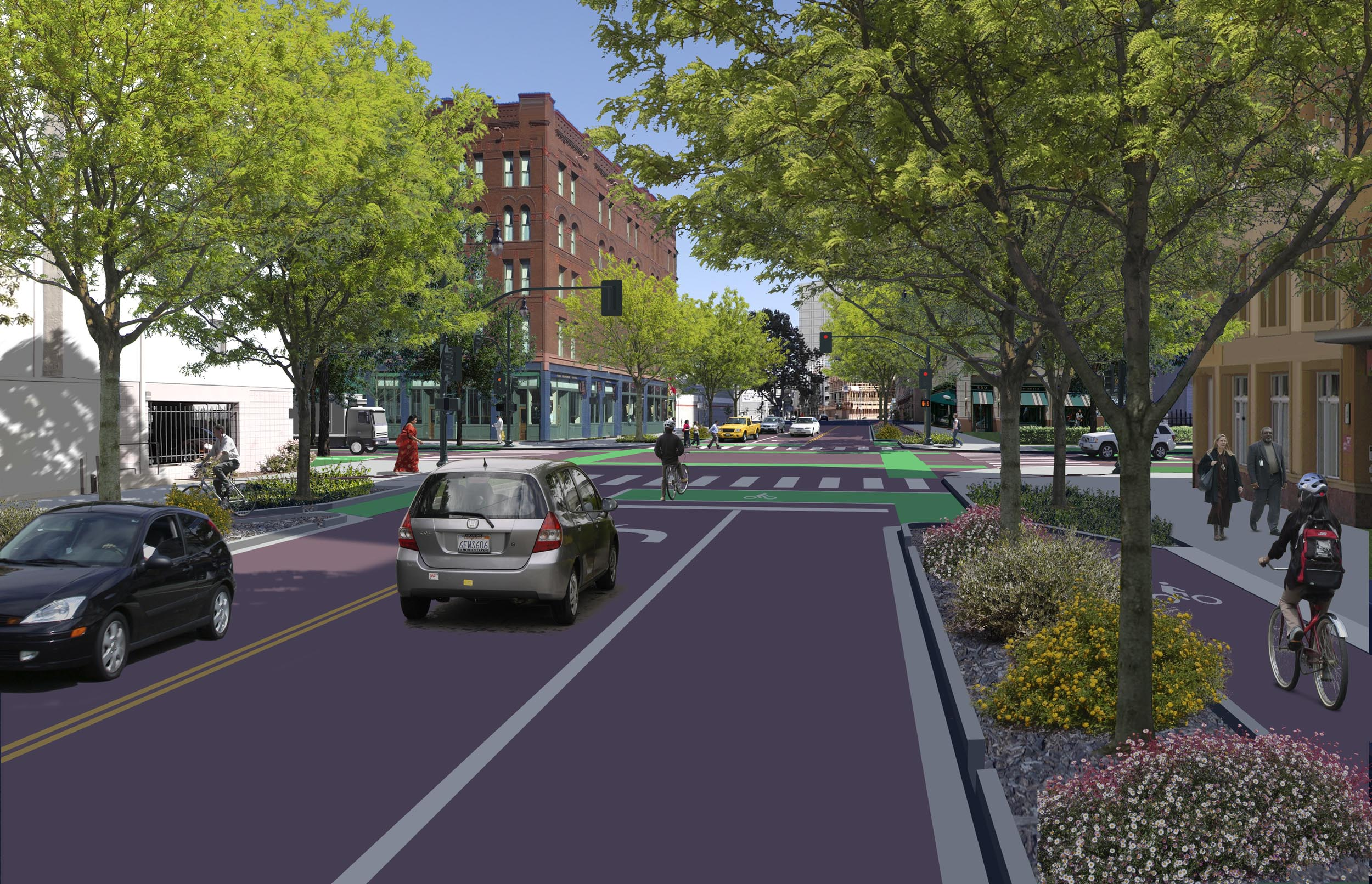 17th Street - Proposed