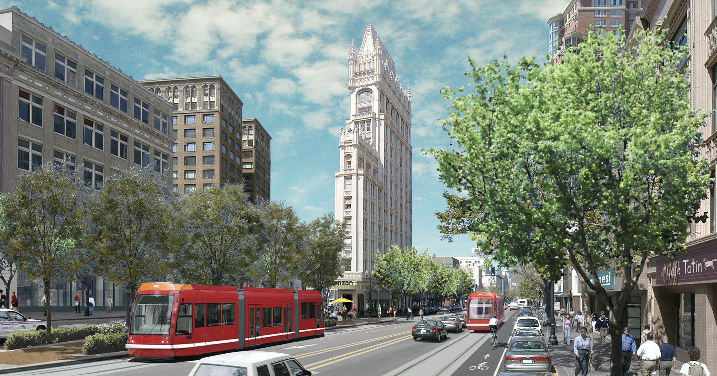 Latham Square - Proposed