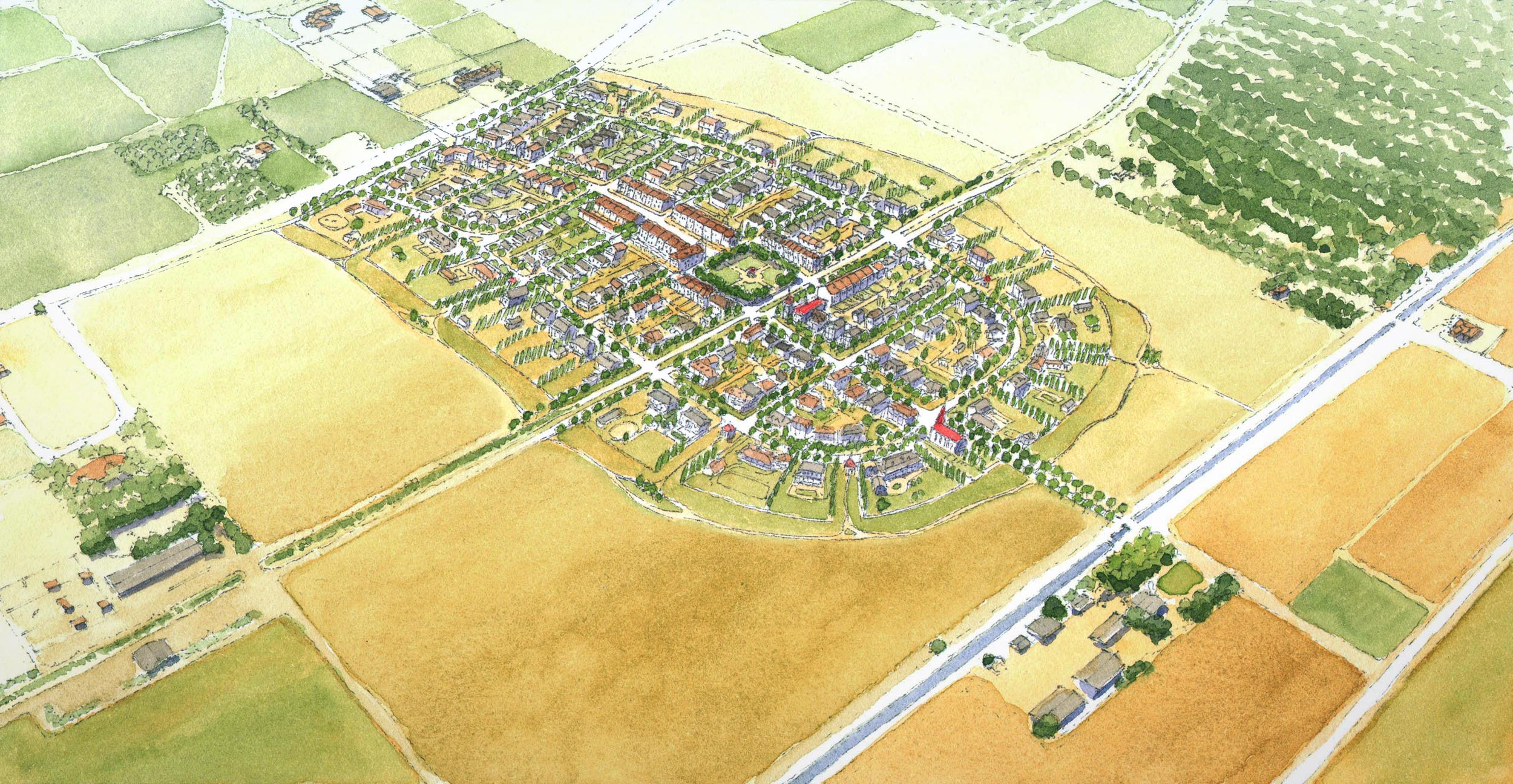 rural lands - proposed development