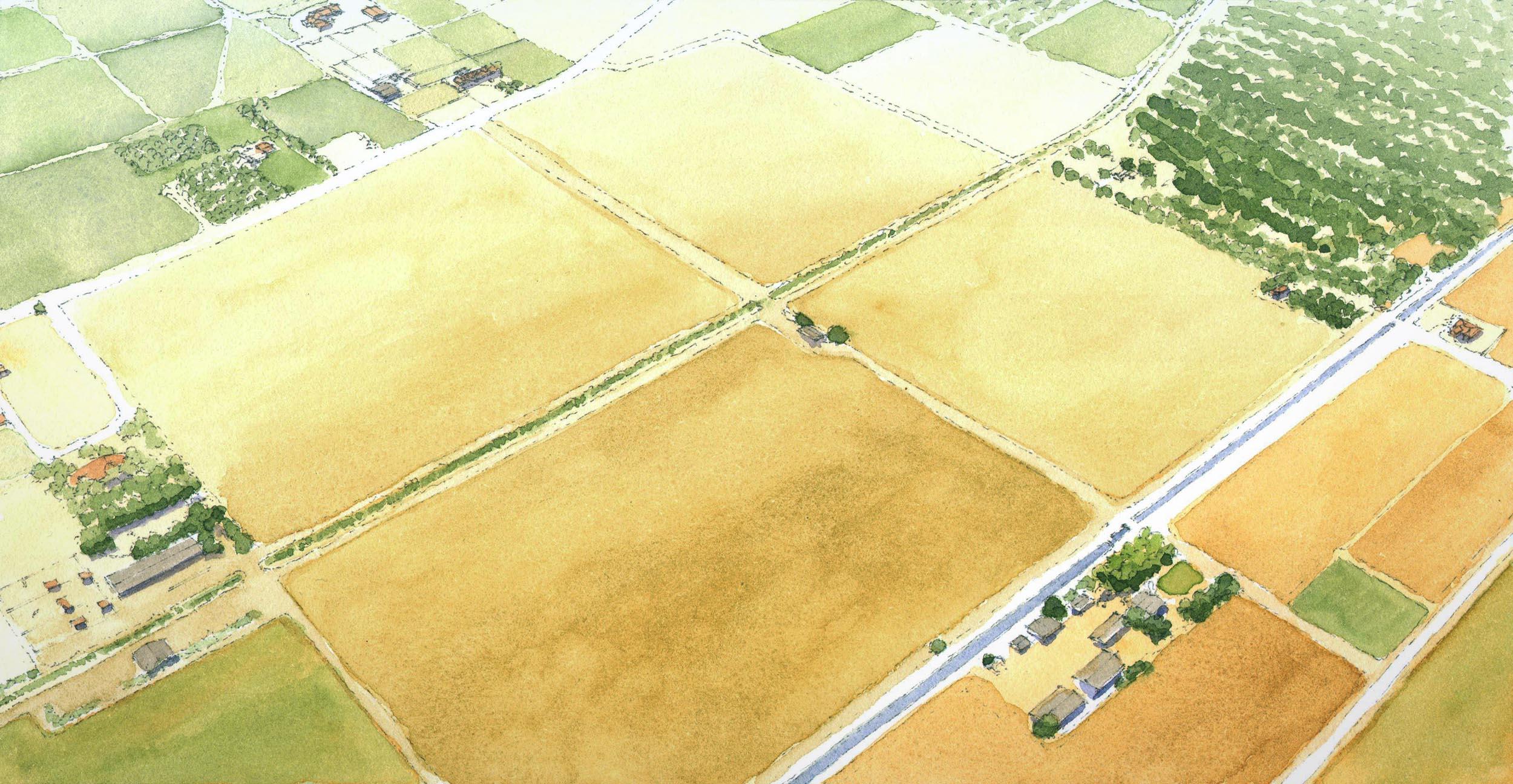 rural lands - existing
