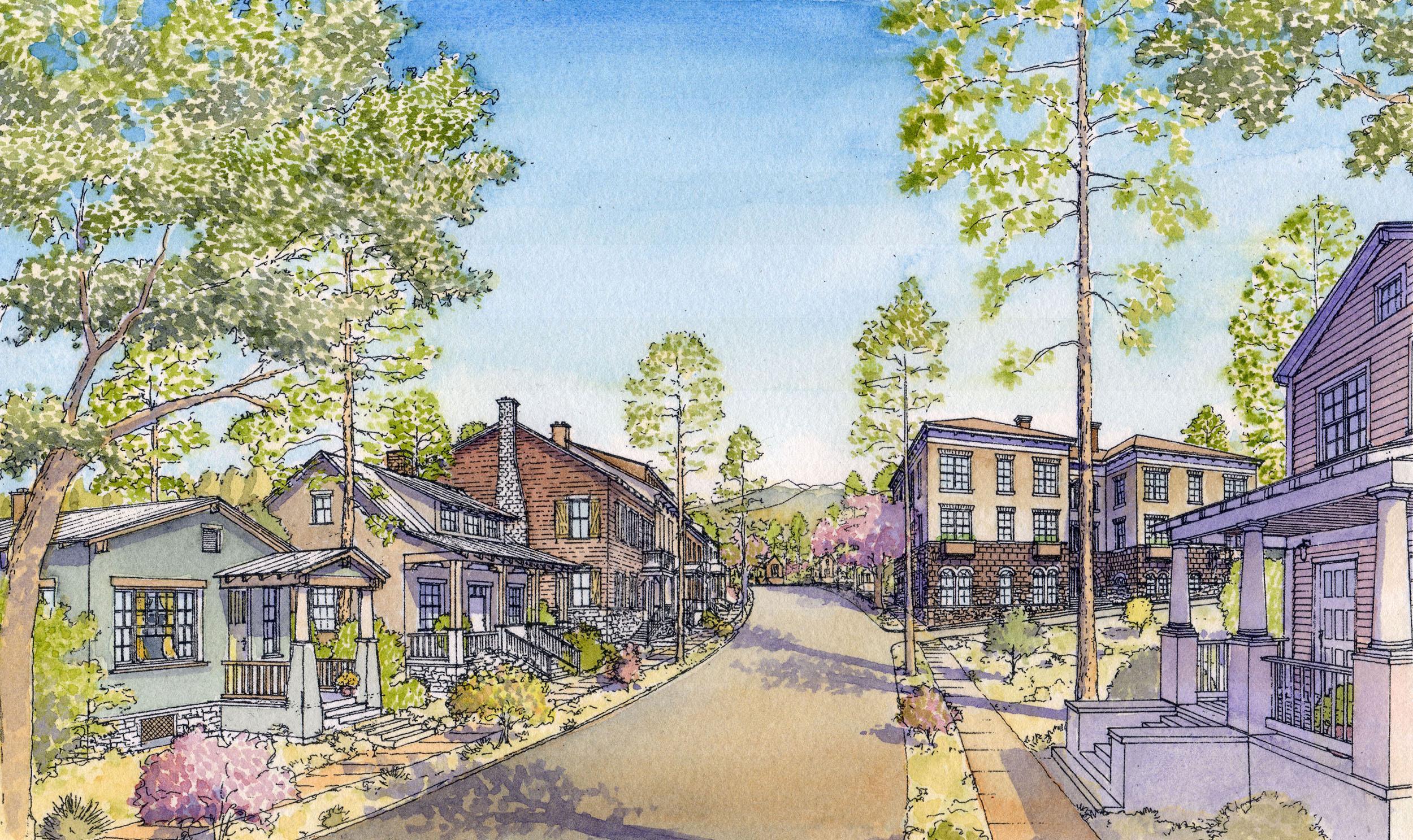 Juniper Point - residential street rendering.jpg