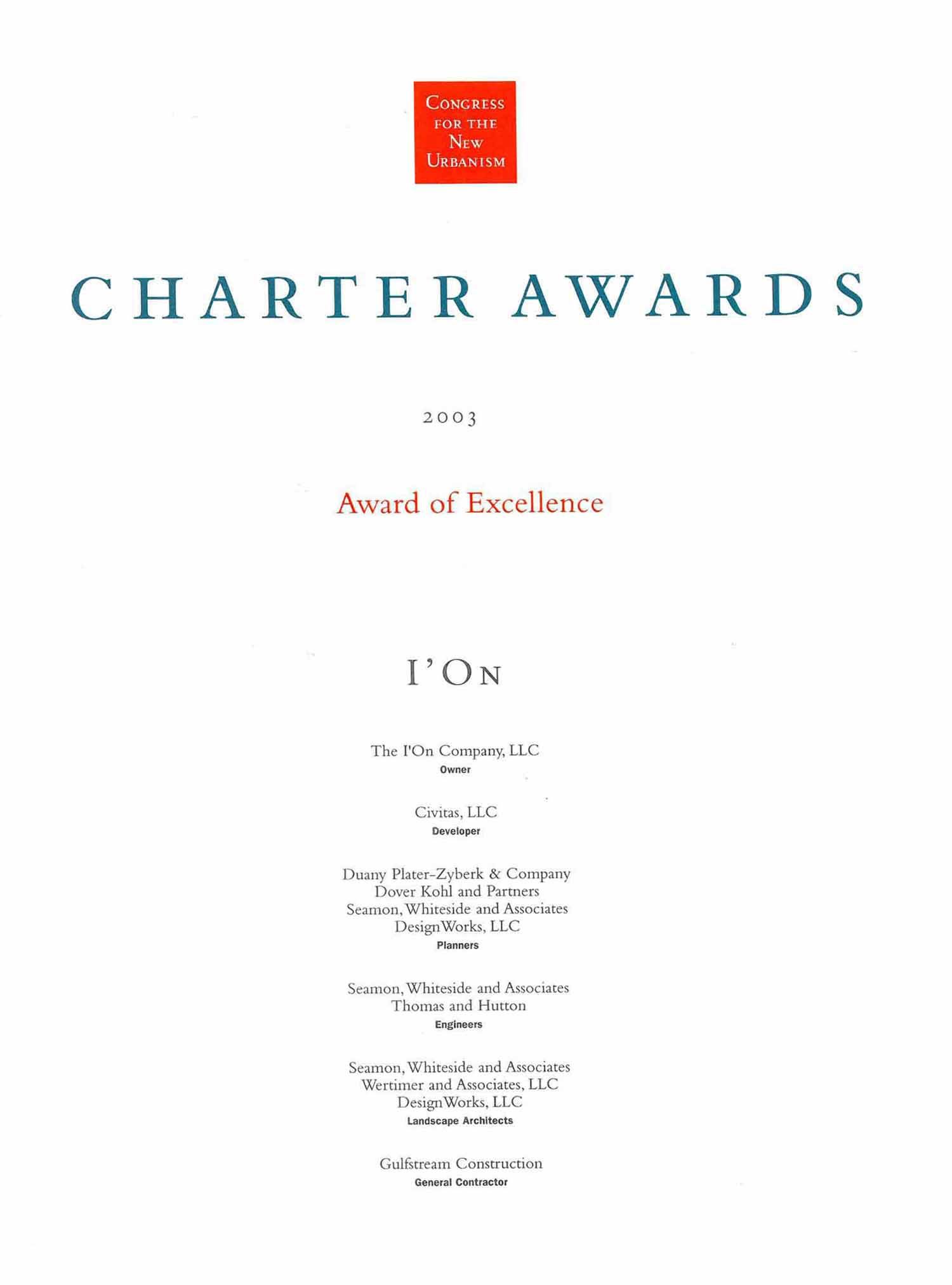 2003- Chapter awars- of excellence- Ion.jpg