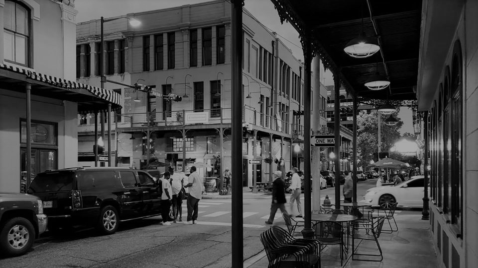 Dauphin Street at Joachim Street, Mobile AL JUNE 21.jpg
