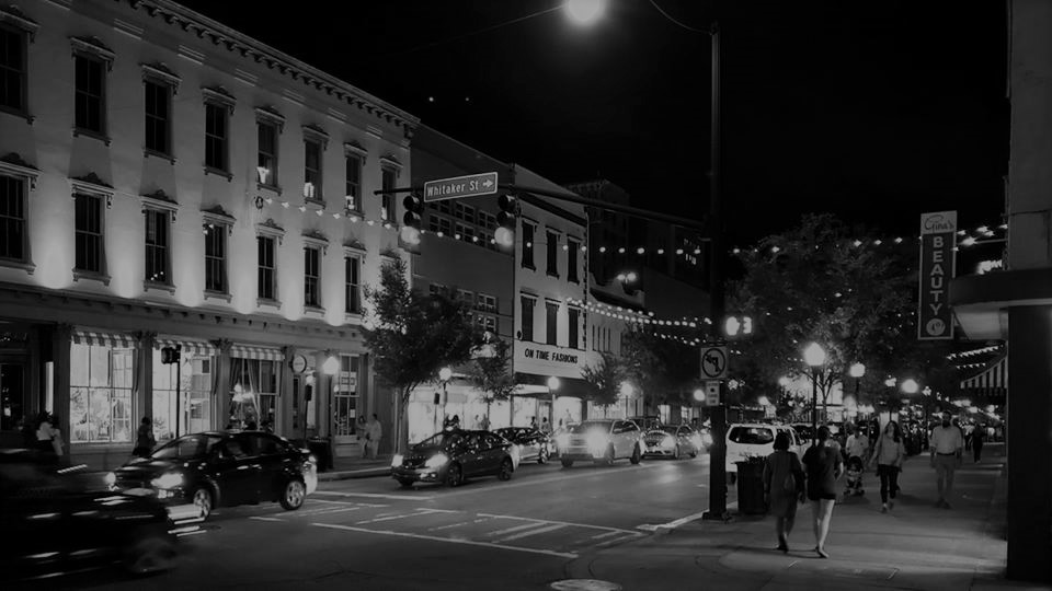 Broughton Street, downtown Savannah july 7.jpg