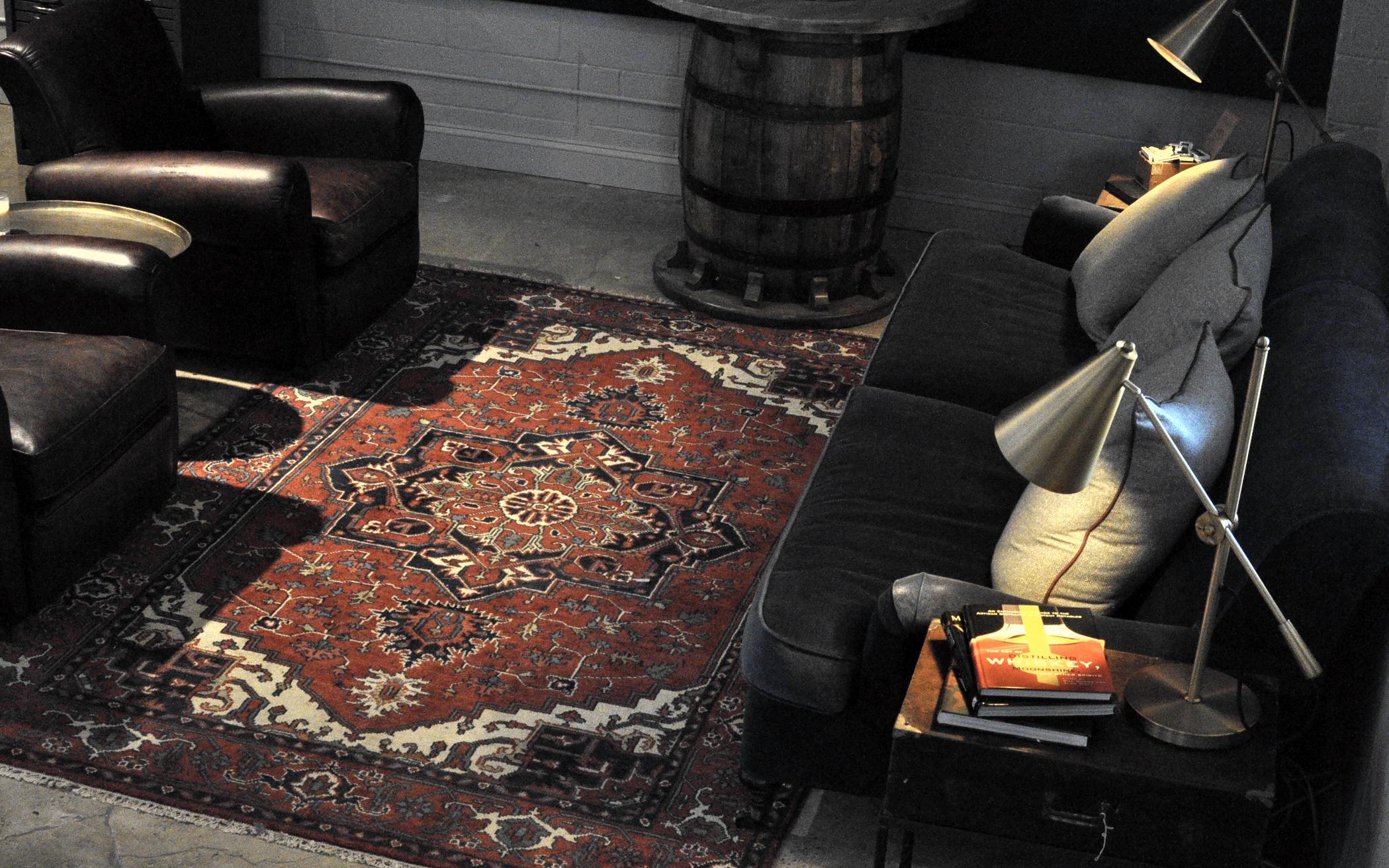 Tasting Room Lounge Area