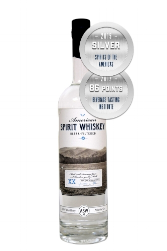 Silver - Spirits of the Americas Competition, 2015; 86 Points - Beverage Tasting Institute, 2012