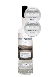 Double Silver - Spirits of the Americas Competition, 2015; Beverage Tasting Institute, 2012