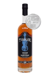 Silver Medal - San Francisco World Spirits Competition, 2018