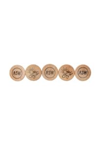 ASW Distillery - Atlanta's hometown craft bourbon rye malt whiskey distillery - Wooden Coin white background for website.jpg