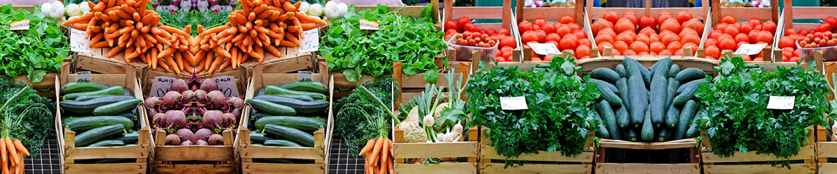 Herndon Farmer's Market Open on Thursdays from 8:00 am to 12:30 pm
