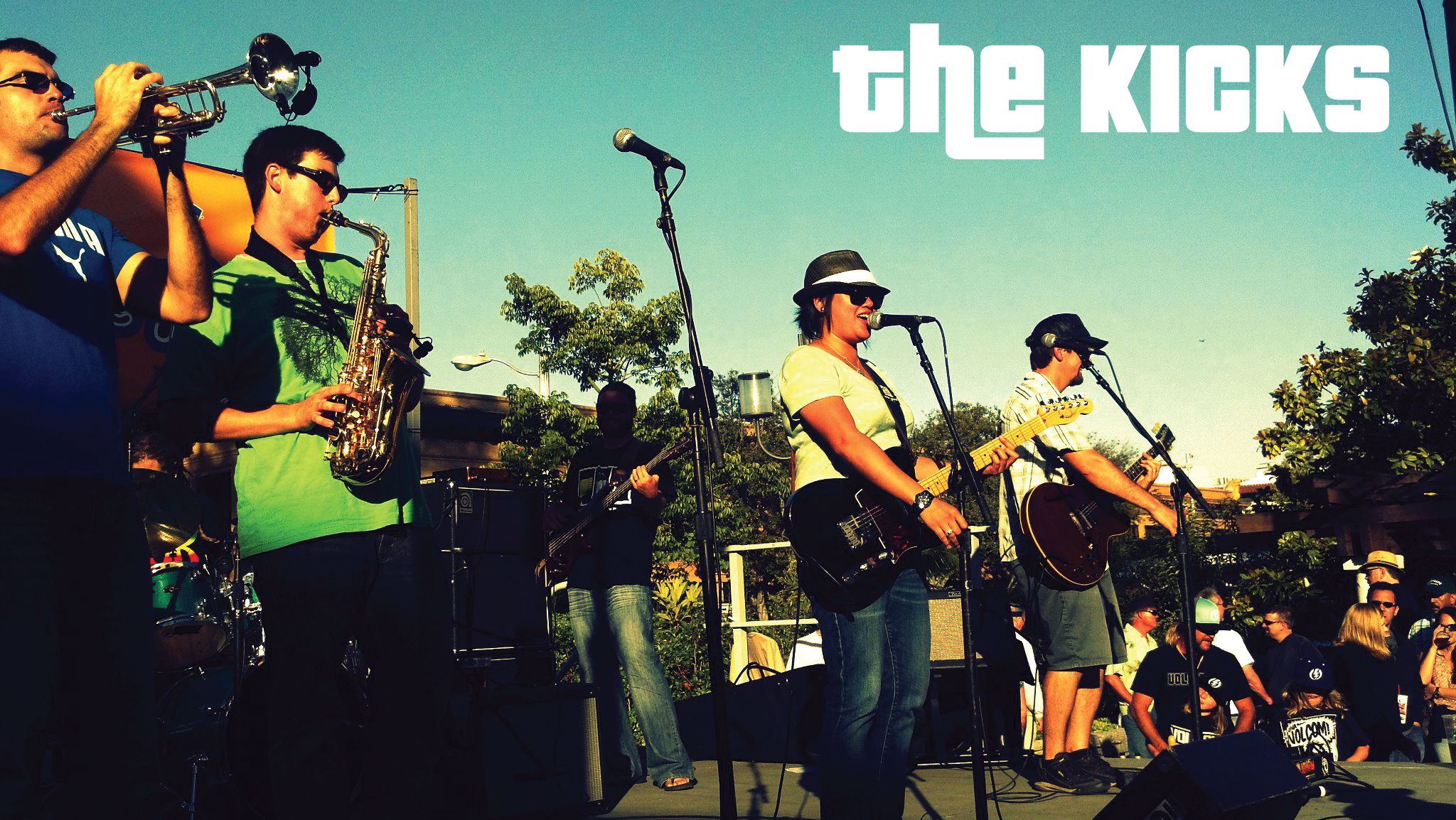 The Kicks   Roots Reggae / California Soul