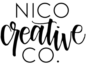 Client Creative Business Logo - Brush Pen